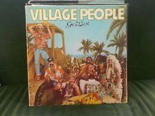 VILLAGE PEOPLE GO WEST 1979 POP VINYL LP IN THE NAVY GO WEST