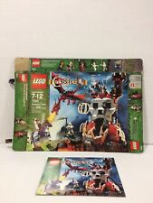 LEGO 7093 Castle Skeleton Tower Box and Manual ONLY!