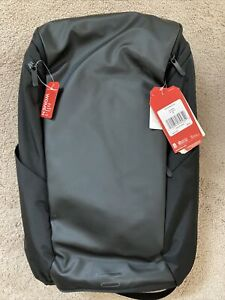 "NWT The North Face Kaban Backpack Book bag Black Fits 15"" Laptop 26L MSRP $129"