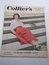 Collier's Magazine- Can Russia's Economy Support The War- May 5, 1951