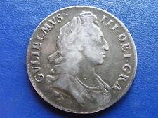 William III Crown 1695 OCTAVO