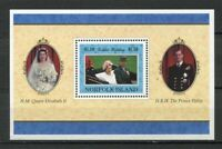 28227) Norfolk Island 1998 MNH New Death Of Diana S/S