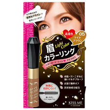 [ISEHAN KISS ME] Japan Heavy Rotation 05 LIGHT BROWN Coloring Eyebrow Mascara
