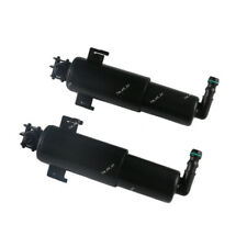 2X Headlight Headlamp Washer Nozzle Pump Cylinder L/R For BMW E90 3 Series 328i