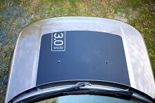 Matte Bonnet Decal for Land Rover Discovery 4 & 3 Sticker | LR3 LR4 Matt Graphic