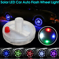 13 Modes Tire Wheel Well Rim LED Light Lamp For Car Bike Bicycle Motorcycle