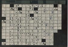 YAMAHA XJ 600_s _ Service Manual _ Microfich _ microfilm _ 1992