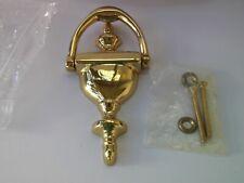 Baldwin Brass Doorknocker With Mounting Screws Box Never Used