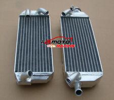R/&L aluminum radiator Suzuki DRZ400 2002-2004//DRZ400E 2002-2007 DR-Z400//DR-Z400E