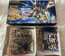 MG - Strike Freedom Gundam Full Burst Mode (1:100) Master Grade