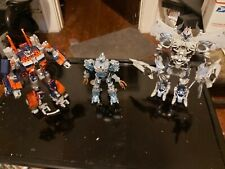 Transformers Lot (some pieces missing)