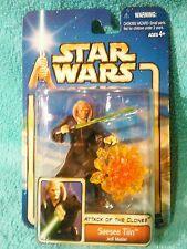 SAESEE TIIN Jedi Master '02#20 - Star Wars attack of the Clones figure 2001