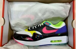 Nike Air Max 1 Hyper Pink New With Box Size 10.5 New with box Mens 10.5