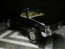 """Vintage 1980's Black Nylint Chevy Pickup Truck """"Almost Mint Condition"""""""