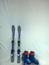 Kid's Head Ski Package, HEAD CARVE SKIS, LOOK BINDINGS, LANGE REAR ENTRY, FITTED