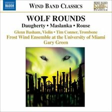 Glenn Basham - Various: Wolf Rounds (Ladder To The Moon/ Concerto For [CD]