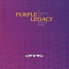 Various - Purple Legacy (A History Of Purple WOW) CD (NEW)