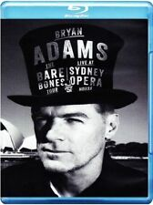 Bryan Adams Live at Sydney Opera House 0602537492411 Blu Ray Region B