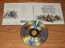 Staff Benda Bilili-tres tres fort/Digipack-CD 2009 Mint -