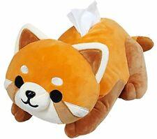Lesser panda stuffed tissue box M From japan