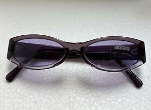 Vintage Sunglasses MOSCHINO M 3602-S. MADE IN ITALY.......LR