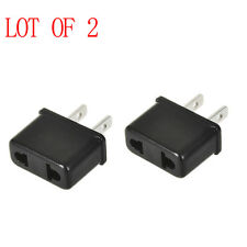 110V-220V Europe Asia to US USA Travel Plug Charger Adapter Converter Convert
