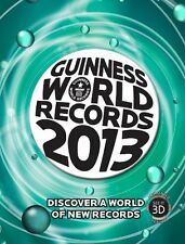 Guiness World Records 2013
