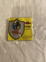 Vintage Dick Tracy Detective Metal Badge Applause Walt Disney Company Sealed