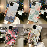 Thin Soft Relief Flower Patterned Case Cover For iPhone 11 XS Max XR X 7 8 Plus