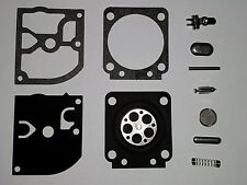 RB-129 New RB129 Zama C1M-W26 Carburetor Rebuild Kit C1M-W26C C1M-W26B