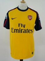 NIKE ARSENAL Football Shirt size M AW