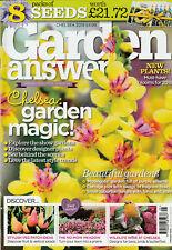 GARDEN ANSWERS Magazine Chelsea 2019 - Chelsea Magic Garden!