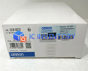 Brand New In Box Omron PLC CS1W-OD232 CS1WOD232