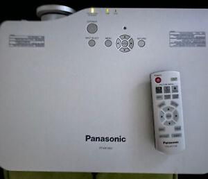 Panasonic PT-AX100U LCD Projector