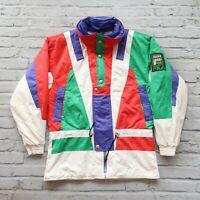 Vintage 90s Fila Biella Italia Sport Jacket Size L