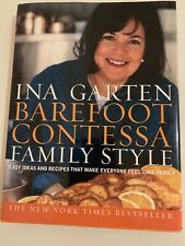 Barefoot Contessa Family Style By Ina Garden (2002, Hardcover)