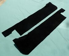 ROVER P6 2000 - 2200 - 3500 NEW PAIR OF SILL CARPETS
