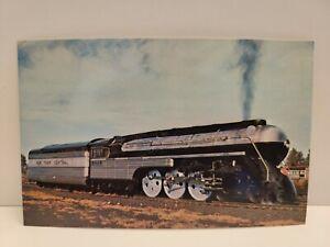 New York Central 5429 Vintage Postcard Hudson Class J-3A