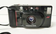 Minolta Freedom Dual AF 35mm Film Point And Shoot Camera, Tested & Working
