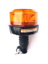 Rundumleuchte Warnleuchte 12 LED 12V 24V Sechs Blitz Zwei Blitz Rotation E9 R65