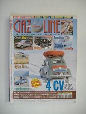 GAZOLINE n°147 CITROËN VISA 1979/82-DELAGE D6.11 N-AMPHICAR 770-AUTOBIANCHI 320