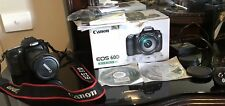 Canon EOS 60D(EF-S 18-200 IS, Kit (Negotiable).