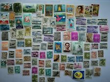 100 Different Bangladesh Stamp Collection