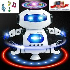 Dancing Robot Smart Toy For Boys Toddler Musical Light Toys Birthday Xmas Gift