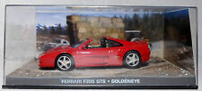 JAMES BOND 007 FERRARI F355 GTS GOLDENEYE 1/43 DIORAMA DIE-CAST MOVIE CAR