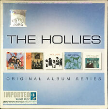 THE HOLLIES Original Album Series 2014 MALAYSIA / EU 5 CD SET NEW FREE SHIPMENT