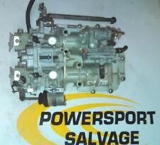 50 HP Johnson Evinrude Intake Manifold Carburetors Carbs OMC 57 58 59 60 61 62