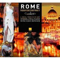 ROME FASHION DISTRICT 2 CD NEW