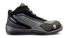 Chaussure de sécurité semi montante Racing evo noir S3 SRC Sparco du 38 au 48