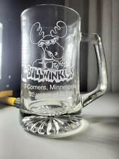 Bullwinkle's Saloon Minneapolis Beer Mug Never Used 32 years of fun! 7-Corners